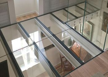 Vertigo Design This Extra Clear Glass Floor 20407 9899360